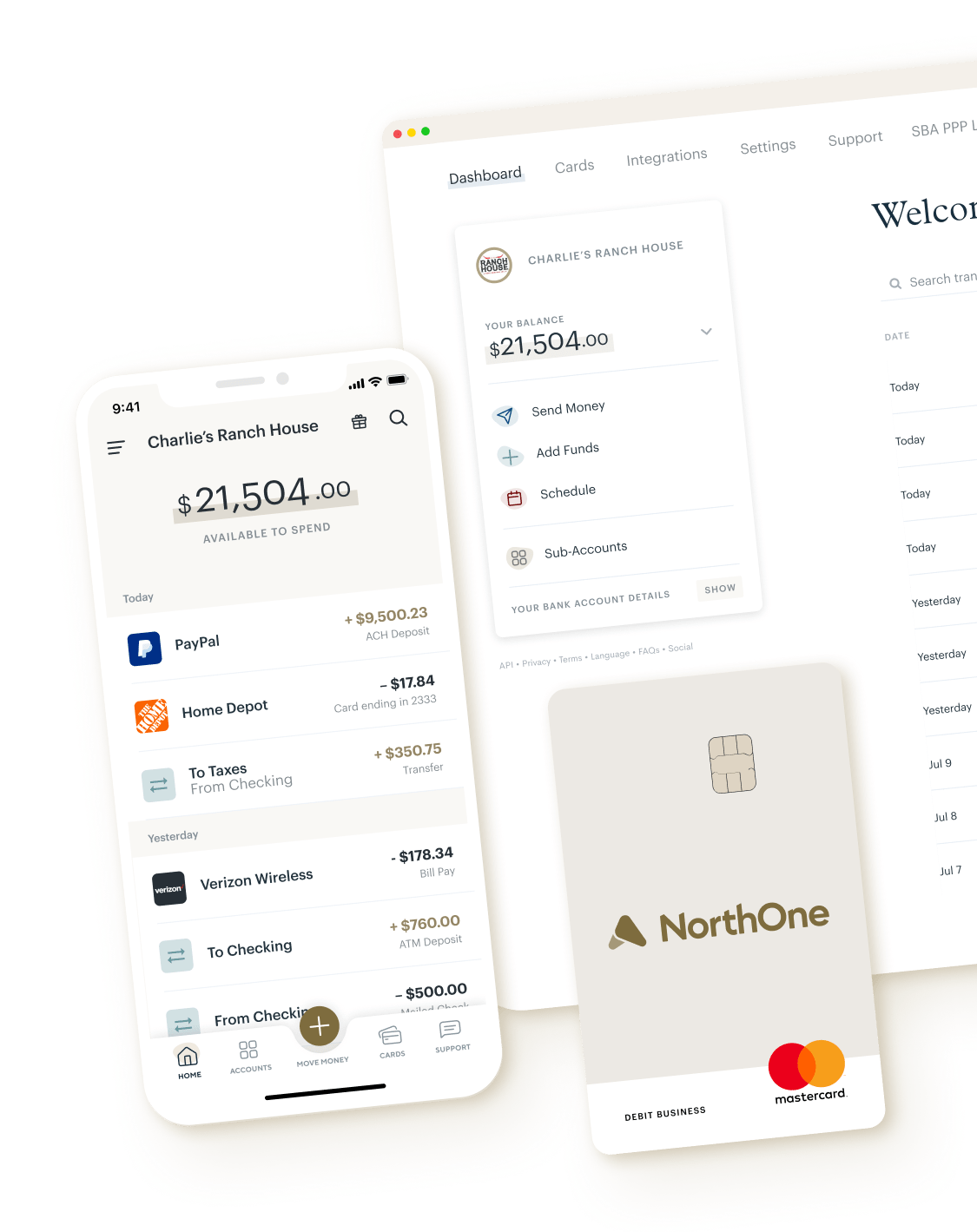 Northone Banking For Small Businesses Freelancers
